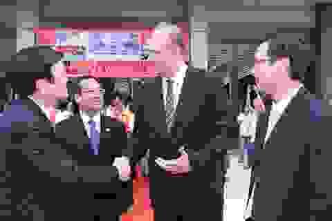 Chủ tịch nước thăm trường ĐH Việt Đức