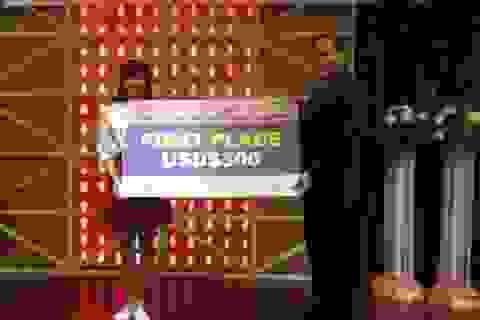 Sinh viên Việt Nam giành giải nhất cuộc thi quốc tế nghiên cứu về nông nghiệp