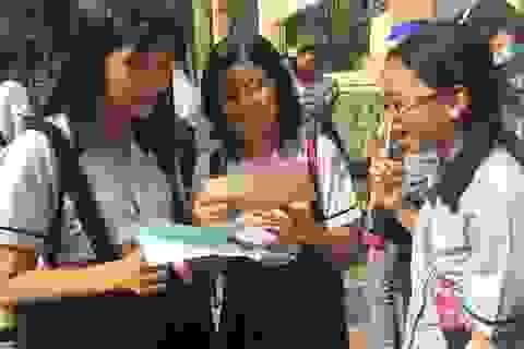 Thi lớp 10 tại TPHCM: Gần 400 thí sinh vắng thi ngày đầu tiên
