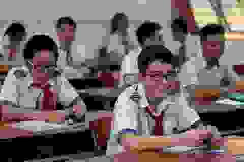TPHCM: Công bố đáp án thi lớp 10 công lập