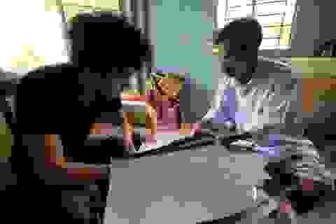 Ba cha con và hành trình thực hiện ước mơ vào giảng đường đại học