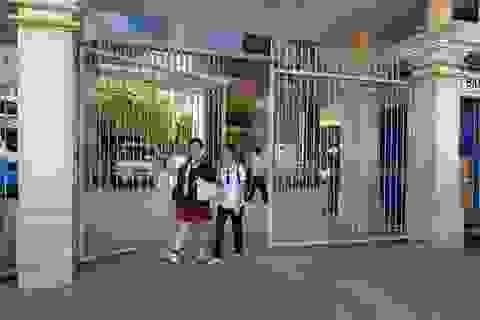Cụm thi trường ĐH Khoa học Xã hội và Nhân văn - ĐH Quốc gia TPHCM công bố điểm thi