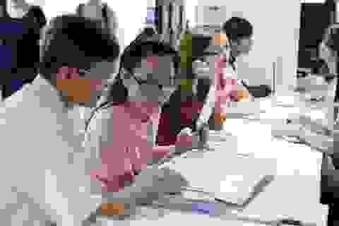 Điểm chuẩn trúng tuyển của trường ĐH Khoa học xã hội và Nhân văn, ĐH Khoa học tự nhiên, Khoa Y– ĐH Quốc gia TPHCM