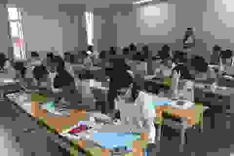 Trường ĐH Luật TPHCM công bố điểm xét trúng tuyển chính quy