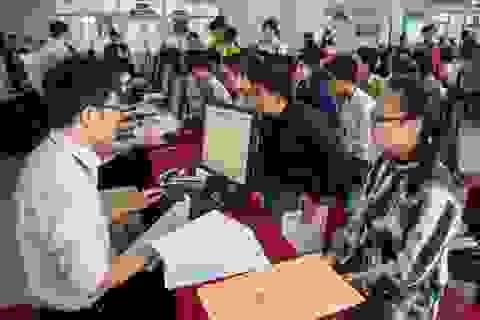 Trường ĐH Mở TPHCM, ĐH Tôn Đức Thắng công bố điểm chuẩn trúng tuyển NVBS