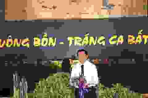 """""""Truông Bồn tráng ca bất tử"""": Đêm linh thiêng huyền diệu"""