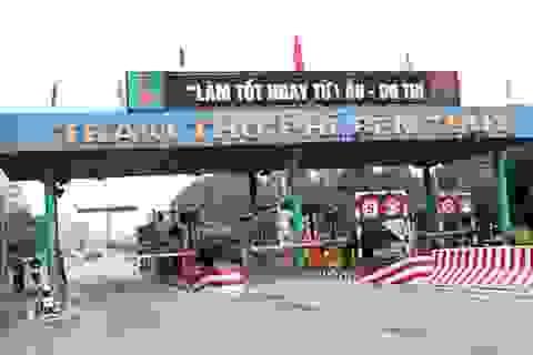 Nghệ An xin giảm phí qua cầu Bến Thủy