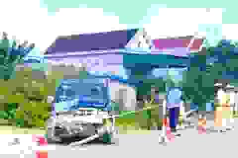 Khởi tố Chủ tịch xã lái xe tông chết 2 người