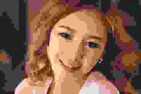 Nữ sinh trường Sân khấu được ví là bản sao của ca sĩ Minh Hằng
