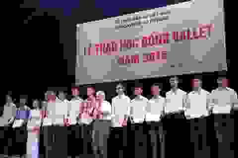500 học sinh Việt ưu tú nhận học bổng Odon Vallet