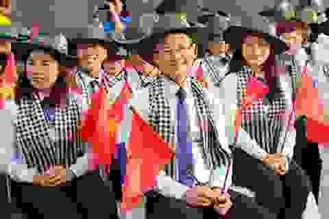 SSEAYP 2015: Việt Nam đón tàu thanh niên Đông Nam Á và Nhật Bản