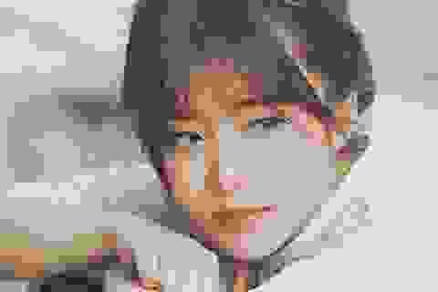 Ngắm vẻ đẹp thanh khiết của nữ sinh 9x Hà thành