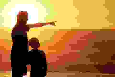 Tâm thư của cha già tự hào về người con trai biết chăm sóc cho gia đình