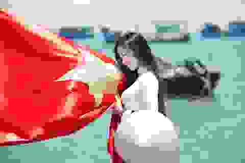 Tình yêu của cô gái xứ Nghệ với biển miền Nam