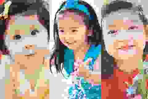 """Nụ cười """"toả nắng"""" của các thiên thần nhí Sài Gòn"""
