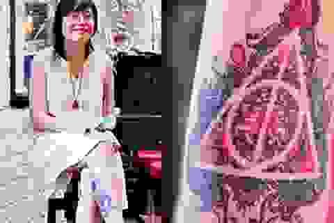 Những hình xăm vực dậy niềm tin sống cho cô gái mắc lupus ban đỏ