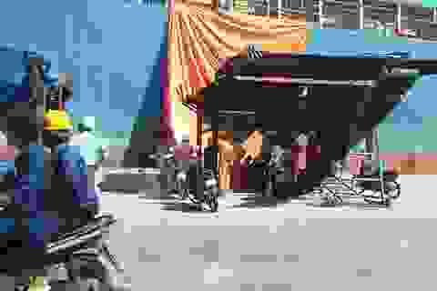 Công nhân Cảng Quy Nhơn đình công đòi tiền thưởng