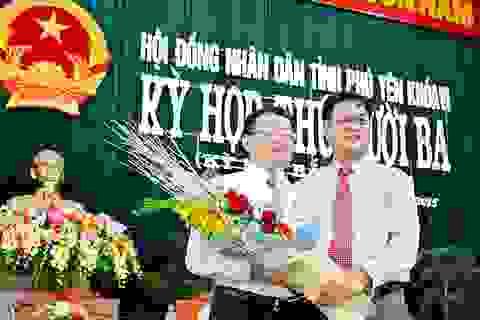 Phú Yên họp bất thường bầu chủ tịch mới