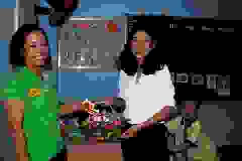 Cô giáo với nhiều sáng kiến giúp học trò khuyết tật