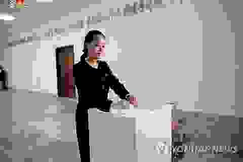 Em gái ông Kim Jong-un có thể sẽ trở thành bộ trưởng