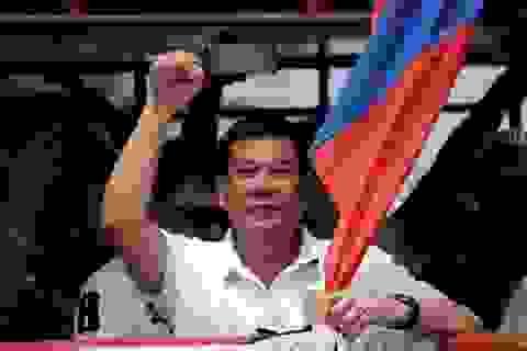 Tổng thống Obama chúc mừng tân tổng thống Philippines