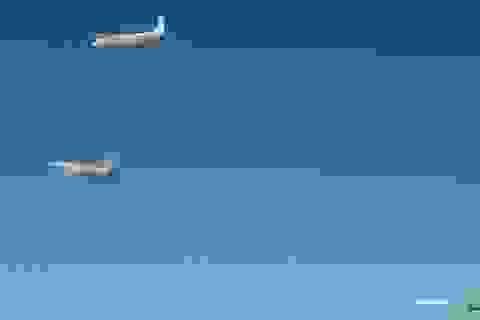 Tiêm kích Anh chặn 5 máy bay quân sự Nga tới gần Estonia