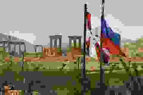 Mỹ: Sức mạnh quân sự Nga tại Syria không hề giảm