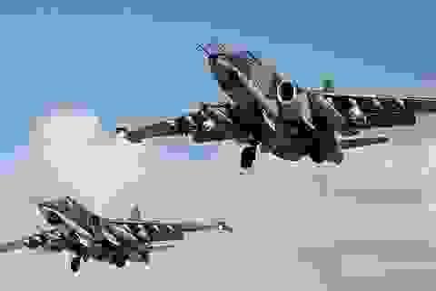 Nga tạm ngừng không kích ở Syria theo yêu cầu của các nhóm nổi dậy