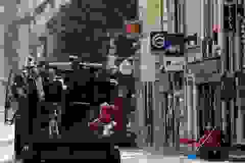 Pháp sơ tán hàng nghìn người vì mưa lũ lịch sử