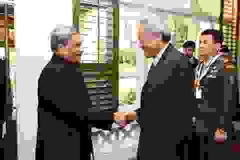 Singapore, Ấn Độ: Nên giải quyết hòa bình các tranh chấp Biển Đông