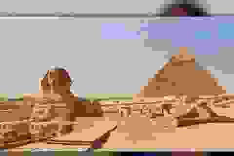 IS dọa đánh bom kim tự tháp Ai Cập