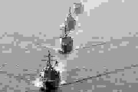 Mỹ điều thêm tàu tới Đông Á đối phó Trung Quốc