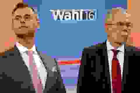 Áo bầu cử tổng thống lại do sai sót khi kiểm phiếu