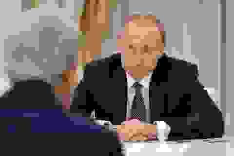 Tổng thống Putin hội đàm với Ngoại trưởng Mỹ tới 1 giờ sáng