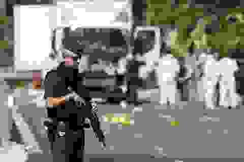 Kẻ thảm sát đêm quốc khánh Pháp có đồng phạm