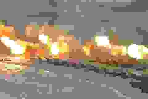 Hàn Quốc tập trận pháo binh quy mô lớn nhất sát biên giới Triều Tiên