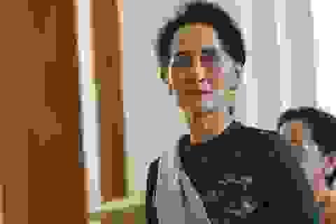 Cố vấn Nhà nước Aung San Suu Kyi khẳng định đường lối đối ngoại của Myanmar