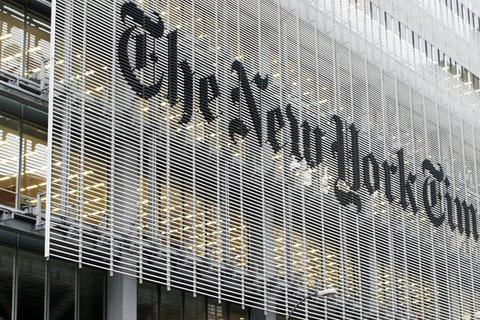 FBI điều tra nghi án tin tặc Nga tấn công New York Times