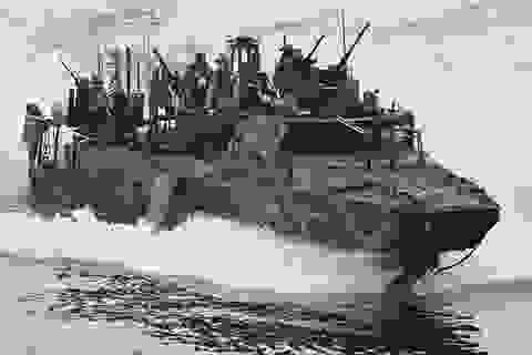 """Nhà Trắng nói vụ tàu Iran áp sát tàu Mỹ là """"không thể chấp nhận được"""""""