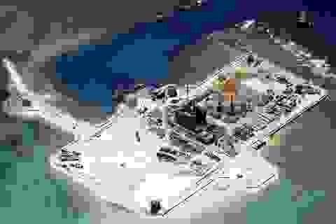 Philippines điều tra vụ Trung Quốc khai thác đất đá để xây đảo ở Biển Đông