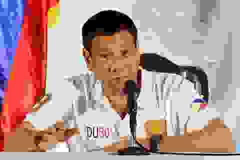 Tổng thống Philippines: Sẽ còn nhiều người phải chết trong cuộc chiến chống ma túy