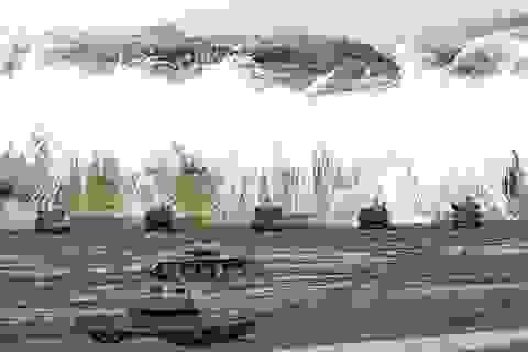 Nhật Bản tập trận tái chiếm đảo giữa lúc căng thẳng với Trung Quốc leo thang