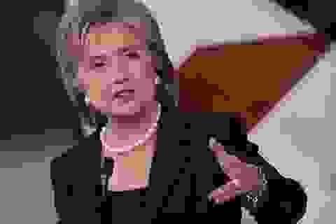 Bà Clinton: IS cầu nguyện để Donald Trump đắc cử tổng thống Mỹ