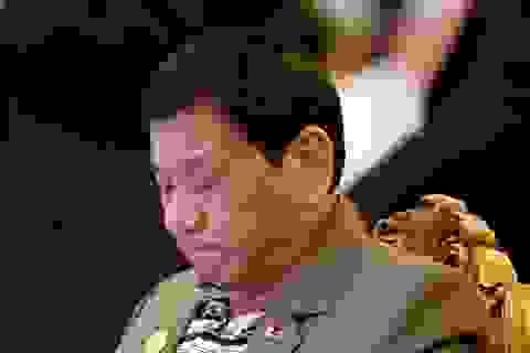 Tổng thống Philippines trước nguy cơ bị điều tra về cáo buộc giết người