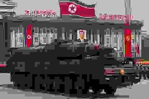 Nhật Bản dè chừng trước sức mạnh tên lửa Triều Tiên