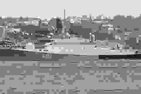 Nga điều tàu tới Địa Trung Hải chống khủng bố ở Syria