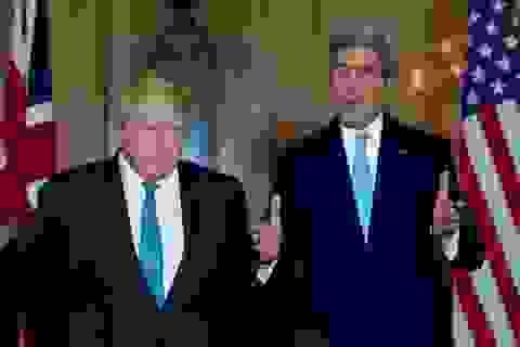Mỹ, Anh cân nhắc lệnh trừng phạt mới đối với Nga