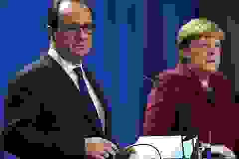 Pháp, Đức dọa tăng cường trừng phạt Nga vì Syria