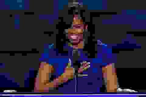 Dân mạng Mỹ kêu gọi bà Obama tranh cử tổng thống năm 2020