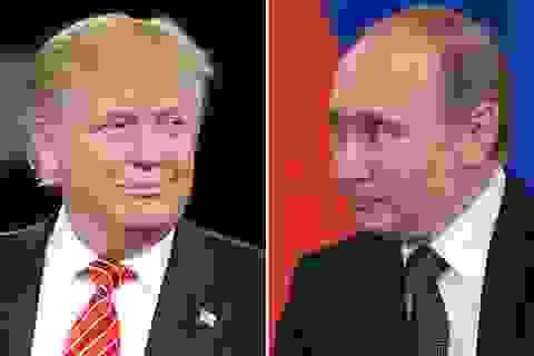 """Nga nói chính sách đối ngoại của ông Trump và ông Putin """"giống nhau đến kinh ngạc"""""""